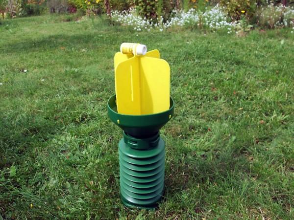 Gartenlaubkäferfalle - Biologische Schädlingsbekämpfung